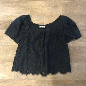 Anthropologie top!! Size S!!